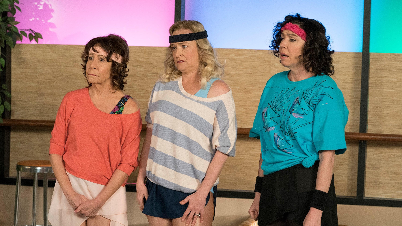 The Goldbergs Season 5 :Episode 19  Flashy Little Flashdancer