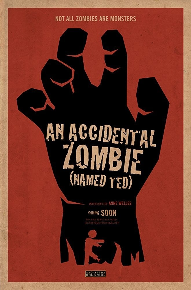 Ver An Accidental Zombie (Named Ted) Online HD Español (2016)