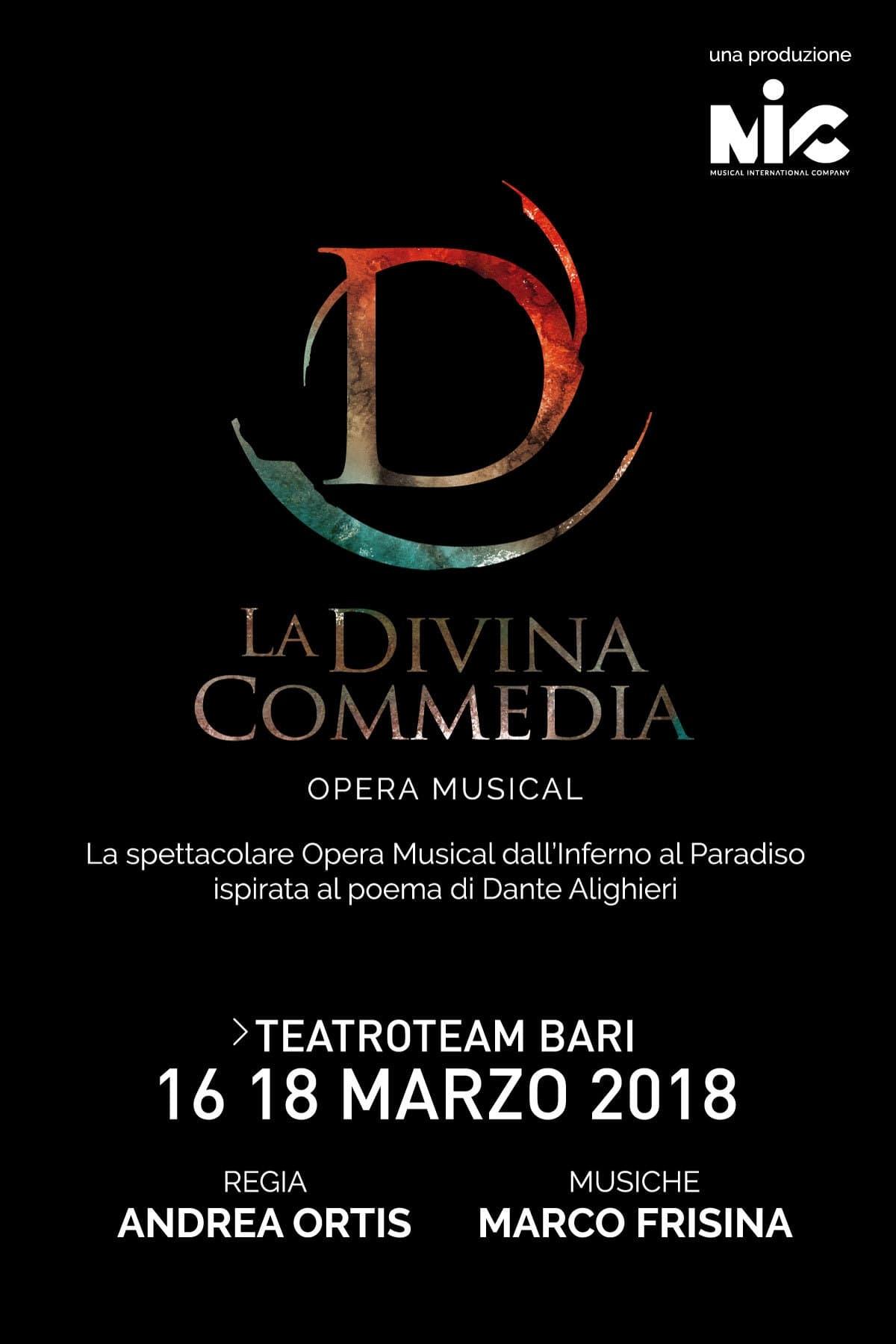 Ver La Divina Commedia Opera Musical Online HD Español ()