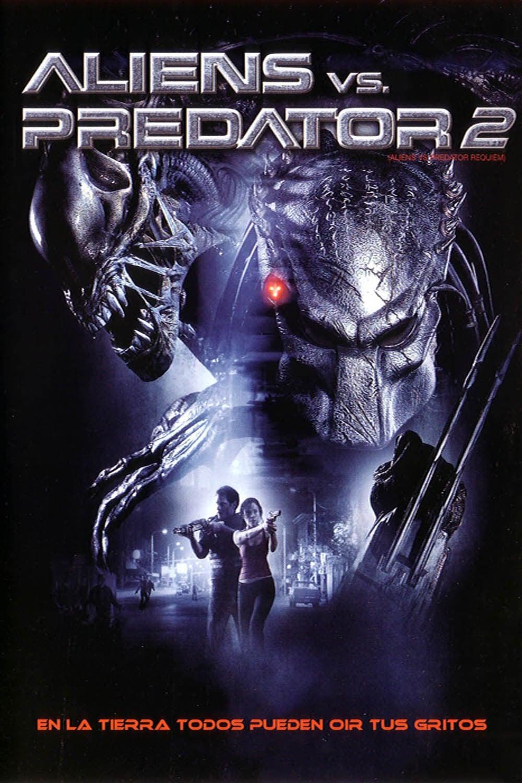 aliens vs predator requiem 2007 posters � the movie