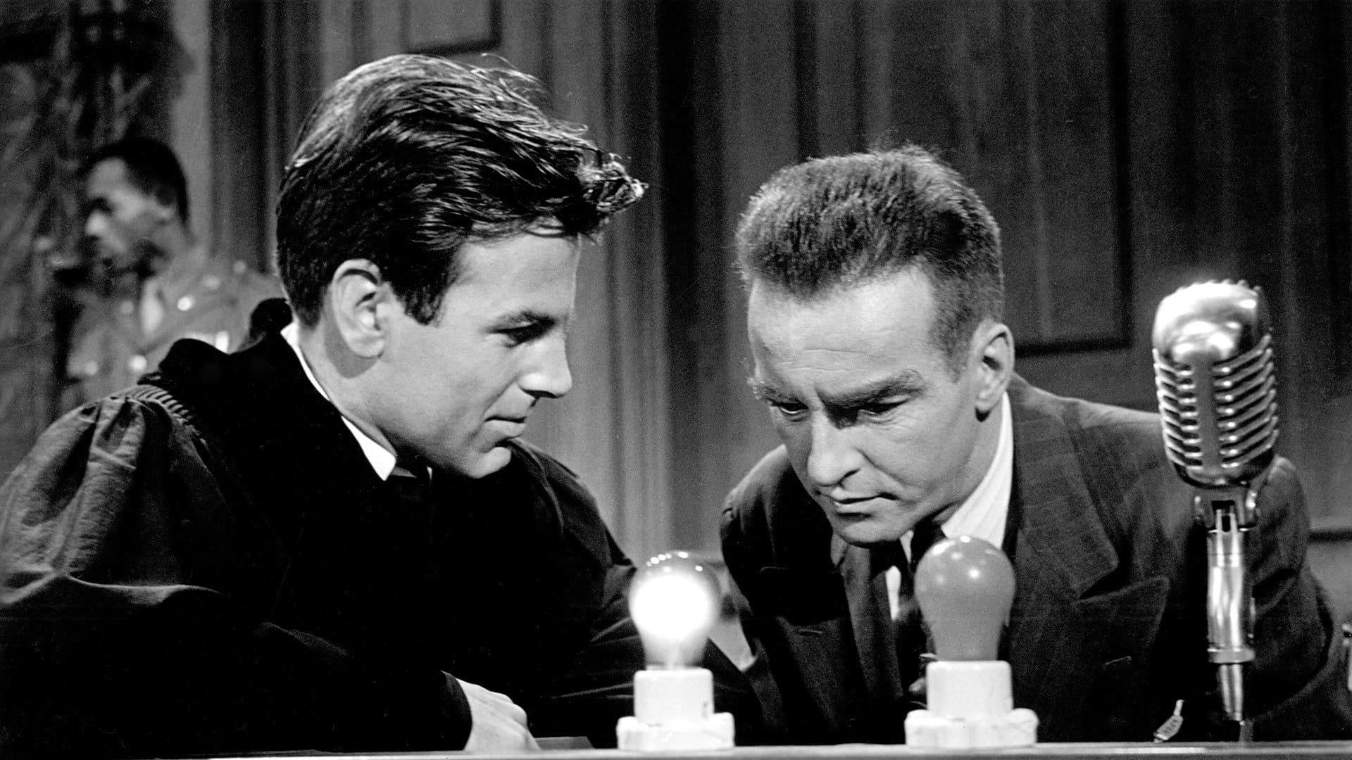 ¿Vencedores o vencidos? (El juicio de Nuremberg) (1961)