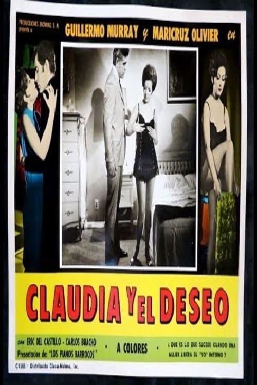 Ver Claudia y el deseo Online HD Español (1970)