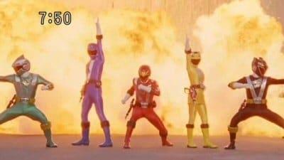 Super Sentai Season 32 :Episode 2  Grand Prix 2: Reckless Guys