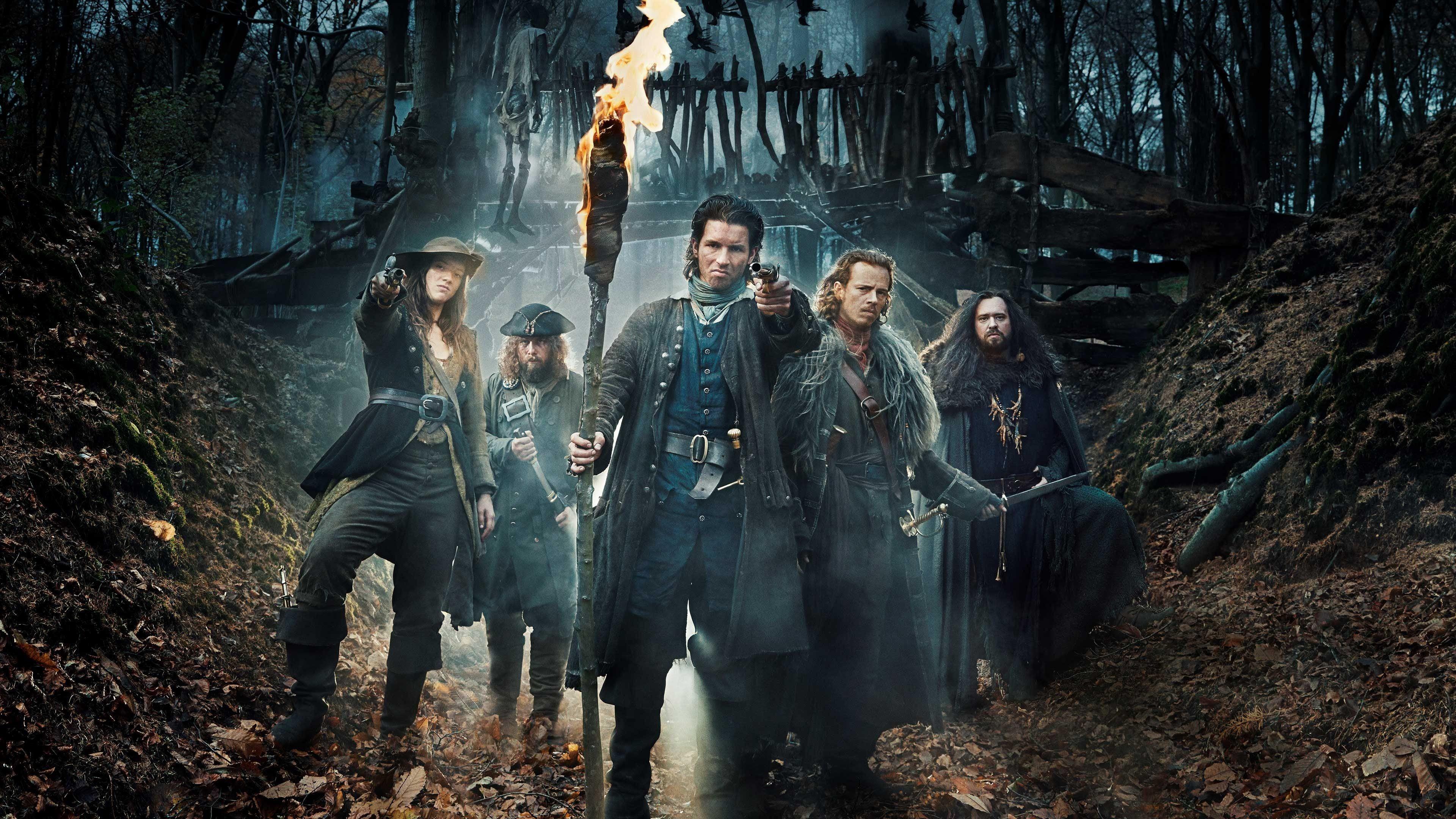 Los ladrones del bosque