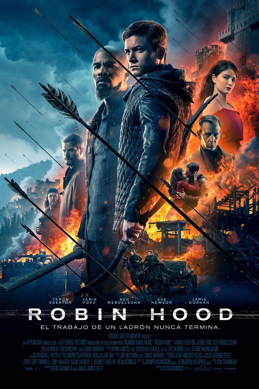 Póster Robin Hood