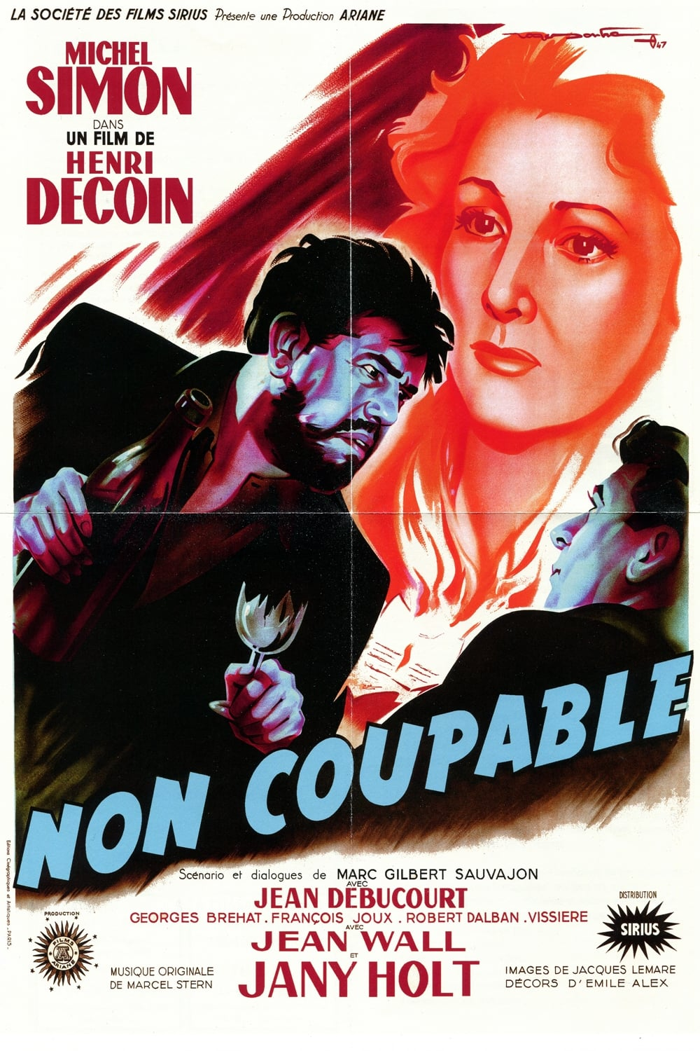 voir film Non coupable streaming