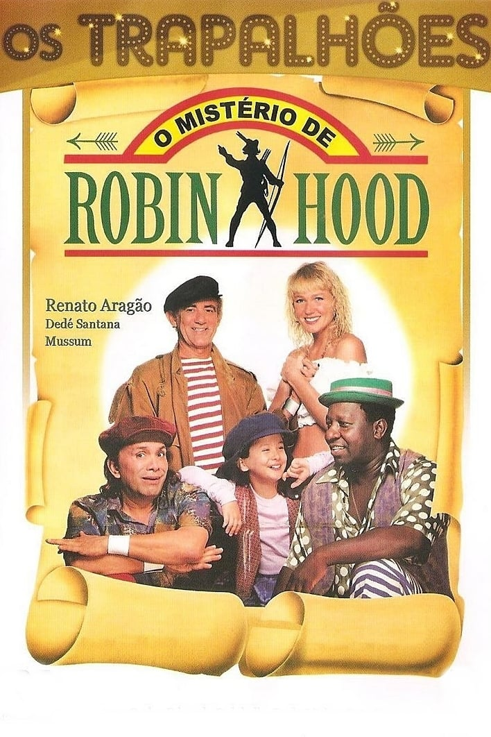 O Mistério de Robin Hood (1990)