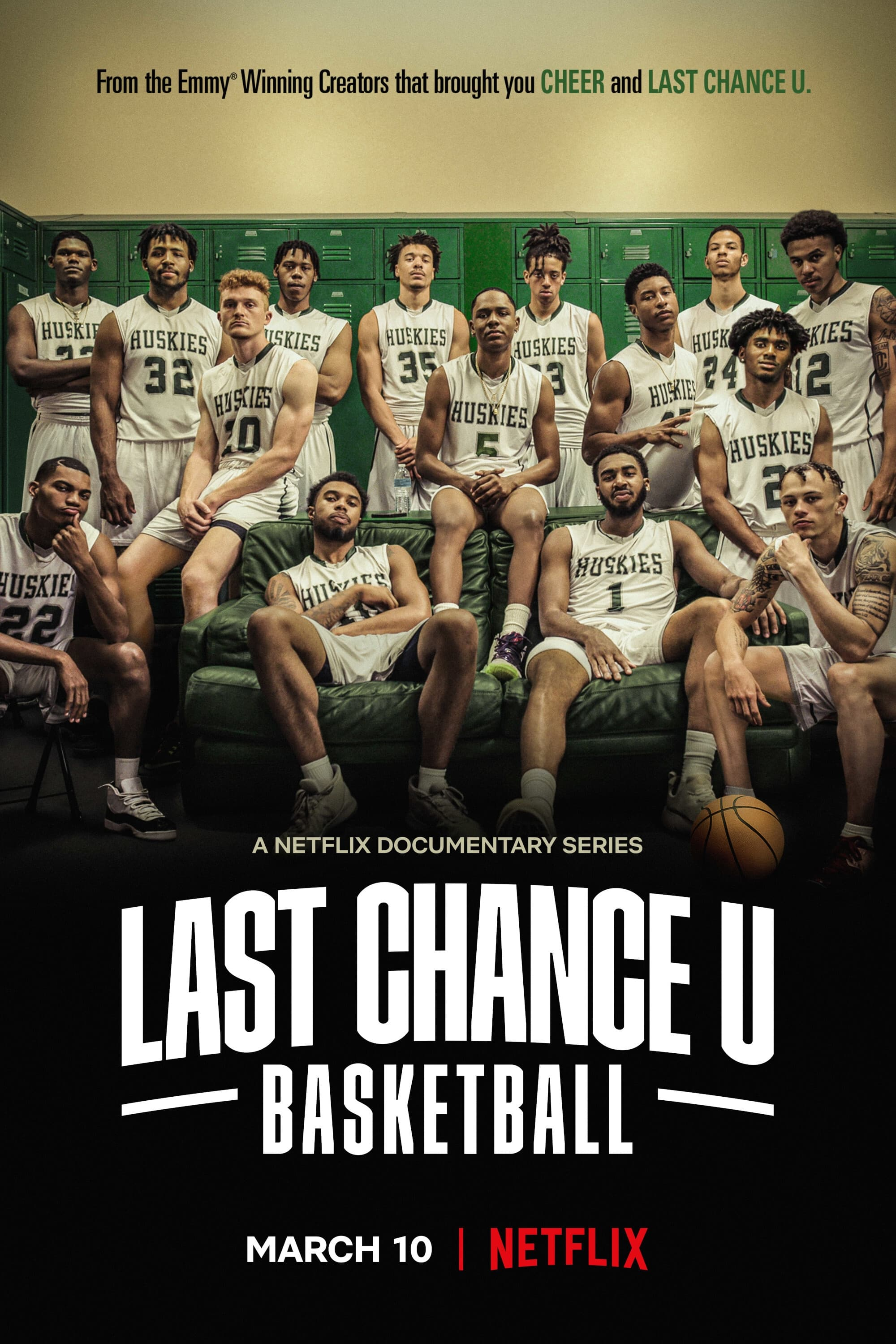 Last Chance U: Basketball TV Shows About Sports