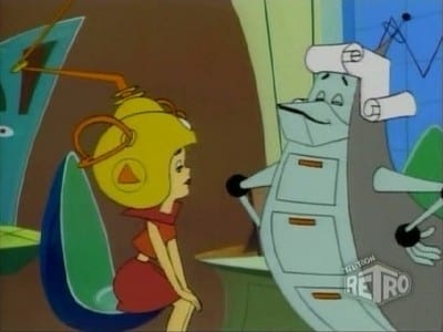 The Jetsons Season 3 :Episode 2  ASTROnomical I.Q.