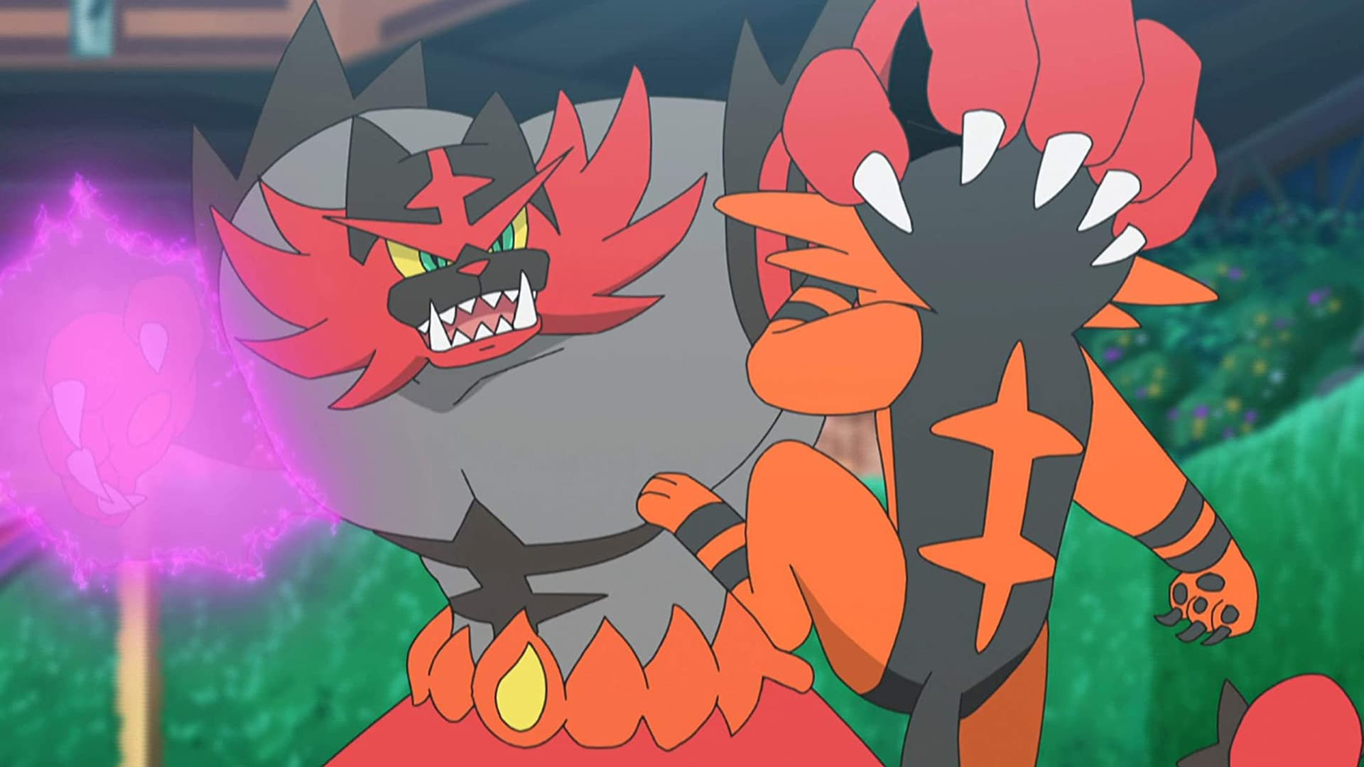 Pokémon Season 22 :Episode 51  Fiery Surprises!