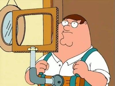 Family Guy Season 1 :Episode 2  I Never Met the Dead Man