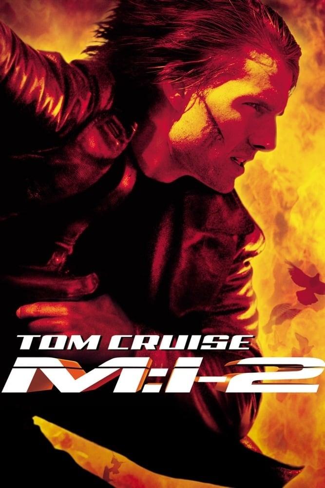 Poster and image movie Film Misiune: Imposibila 2 - Misiune: Imposibilă II - Mission: Impossible II - Mission: Impossible II -  2000