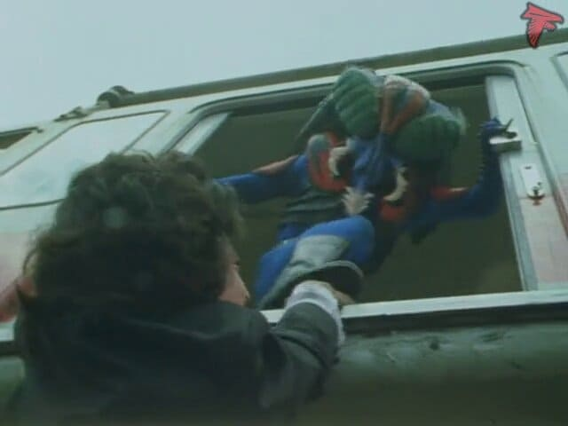 Kamen Rider Season 1 :Episode 71  Monster Horseflygomes' Rokkoudai Mountain Pursuit