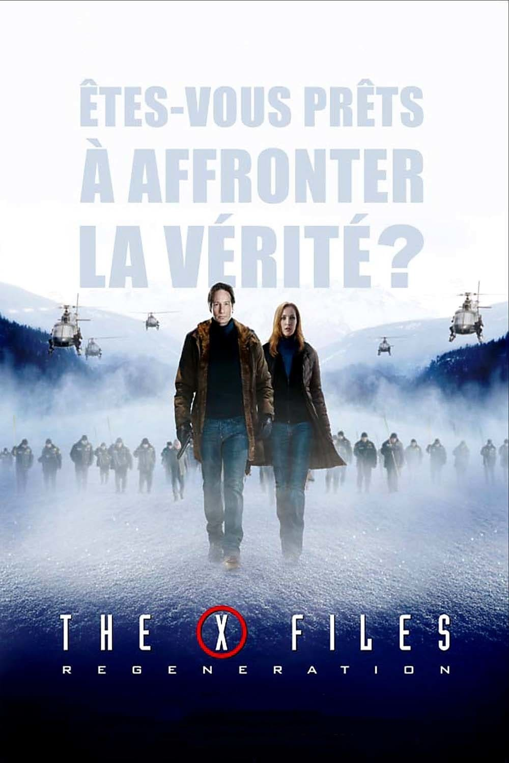 The X Files: I Want to Believe (2008) - Posters — The ...