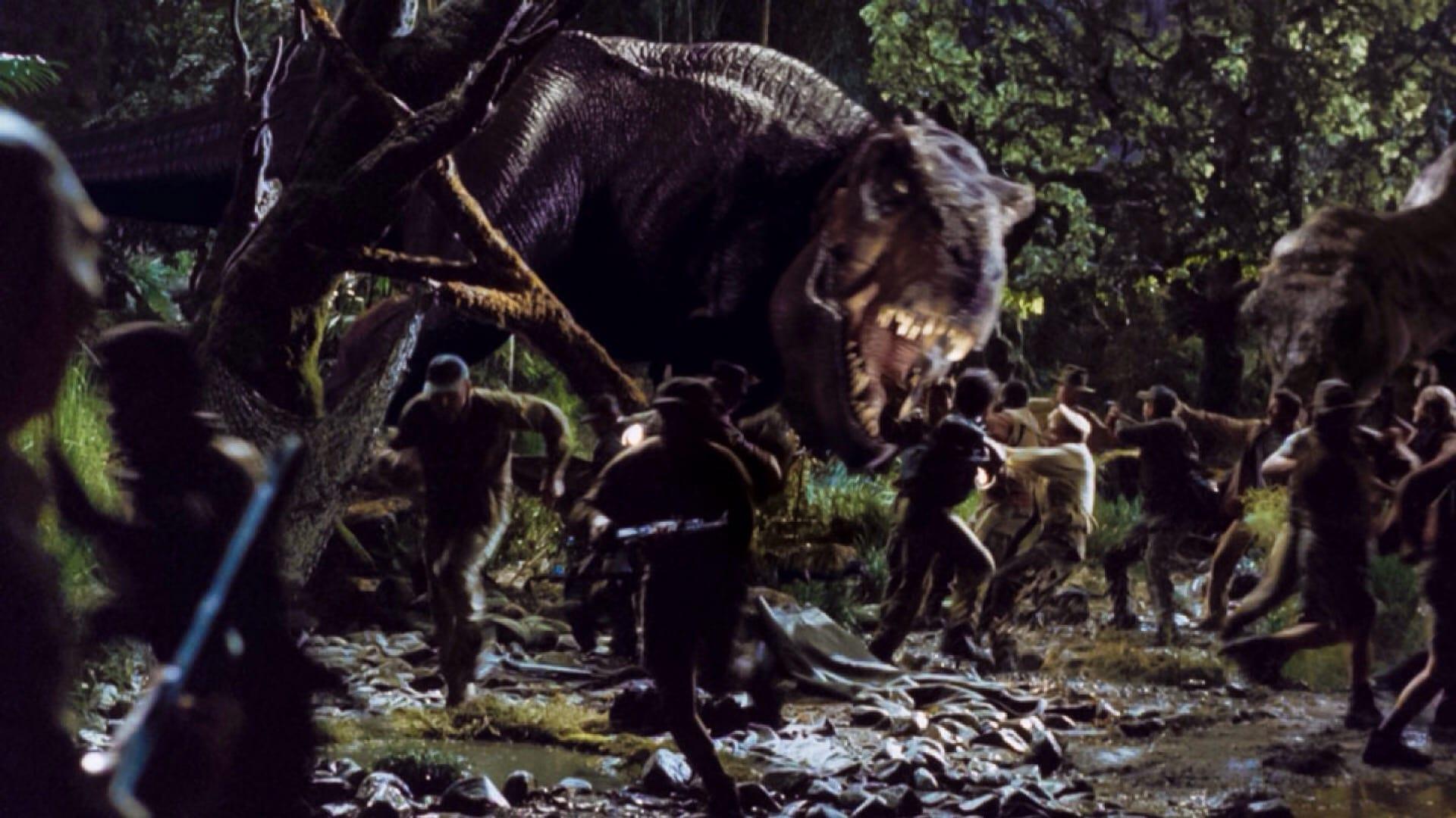 Ver El mundo perdido: Jurassic Park (1997) Película ...