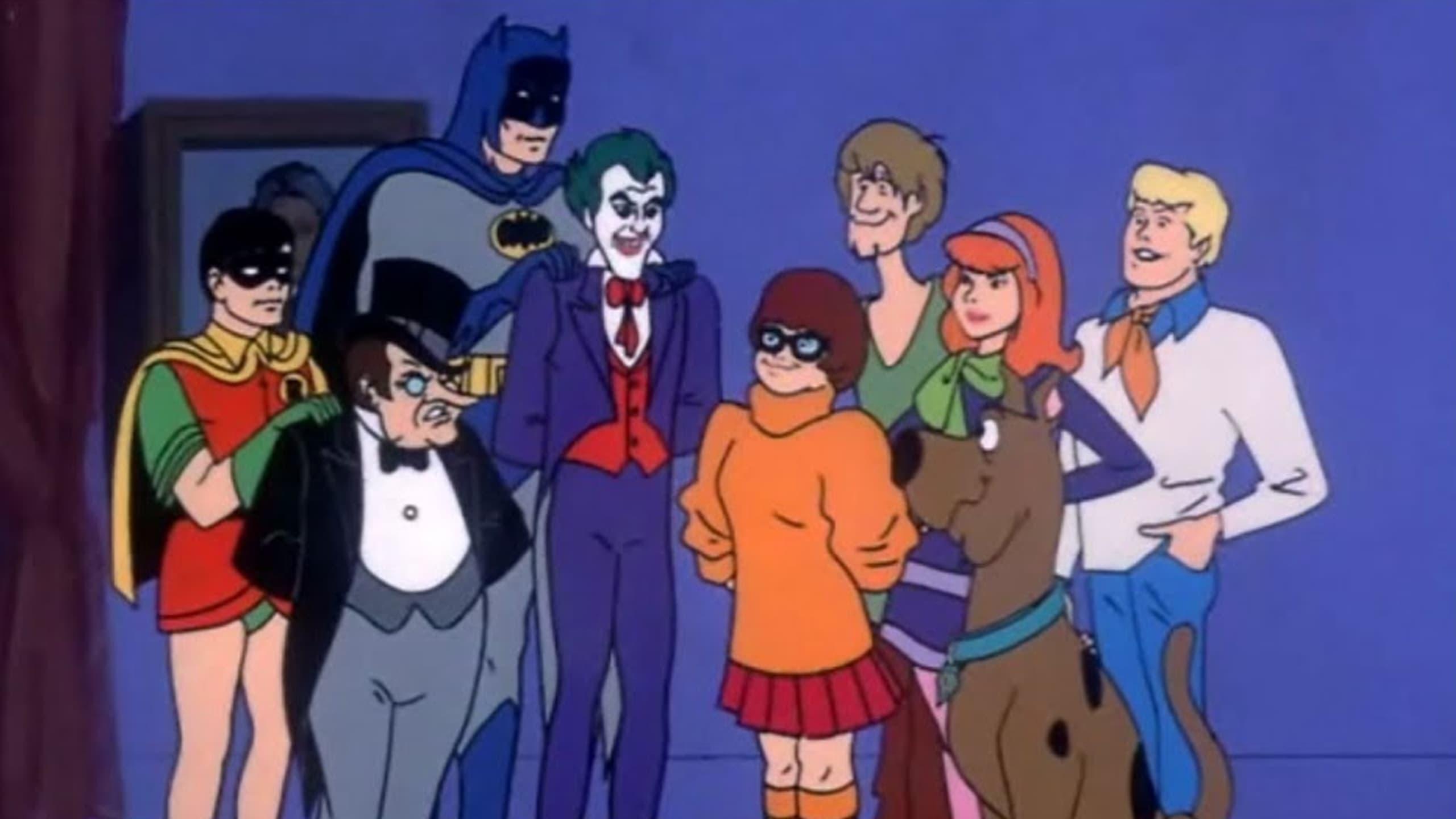 Scooby-Doo ! rencontre Batman (1972)