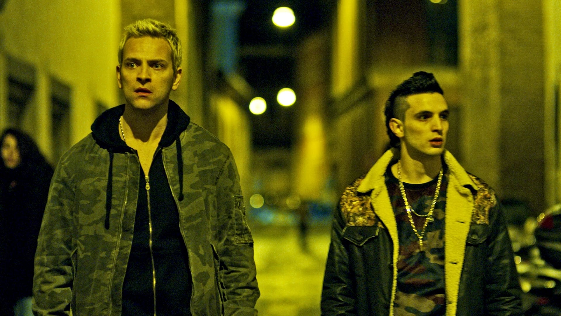 Suburra: Blood on Rome Season 1 :Episode 2  Plebes and Patricians