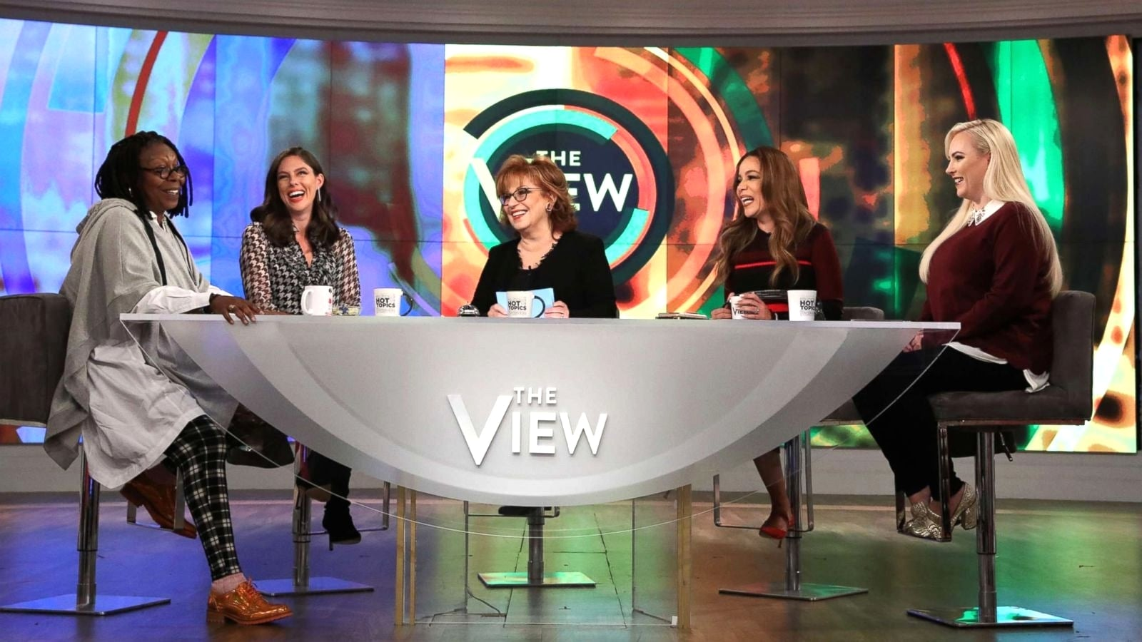 The View - Season 4 Episode 22 : September 5, 2001