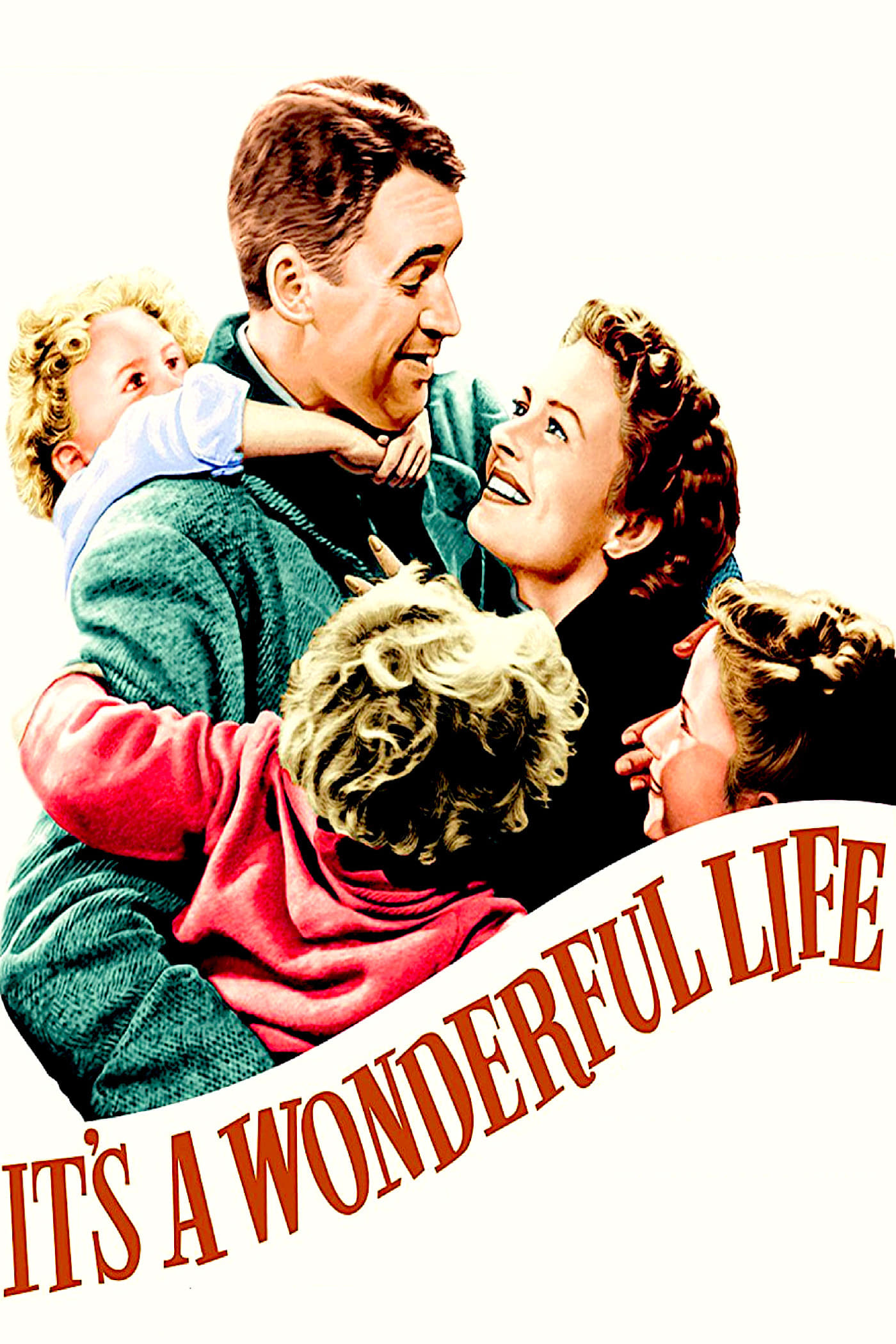 It 39 S A Wonderful Life 1946 Posters The Movie Database Tmdb
