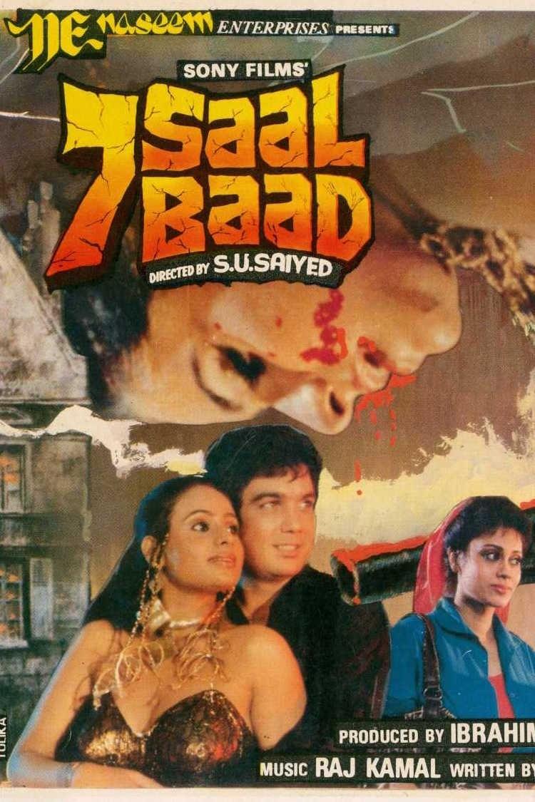 Ver 7 Saal Baad Online HD Español (1987)