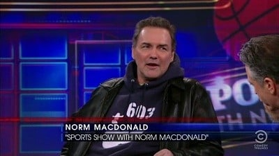 The Daily Show with Trevor Noah Season 16 :Episode 44  Norm MacDonald