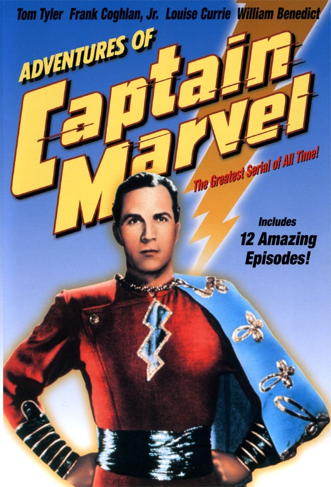 Adventures of Captain Marvel (1953)