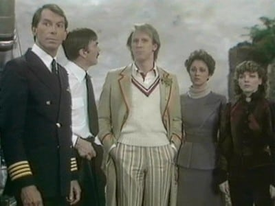 Doctor Who Season 19 :Episode 26  Time-Flight, Part Four