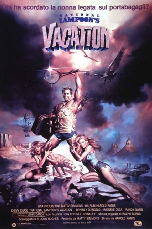 Watch National Lampoon's Vacation (1983) Full Movie Online