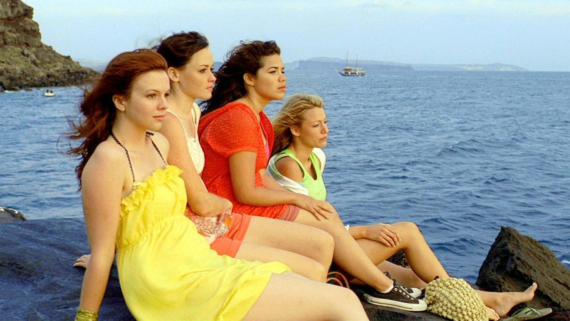 The Sisterhood of the Traveling Pants Trailer
