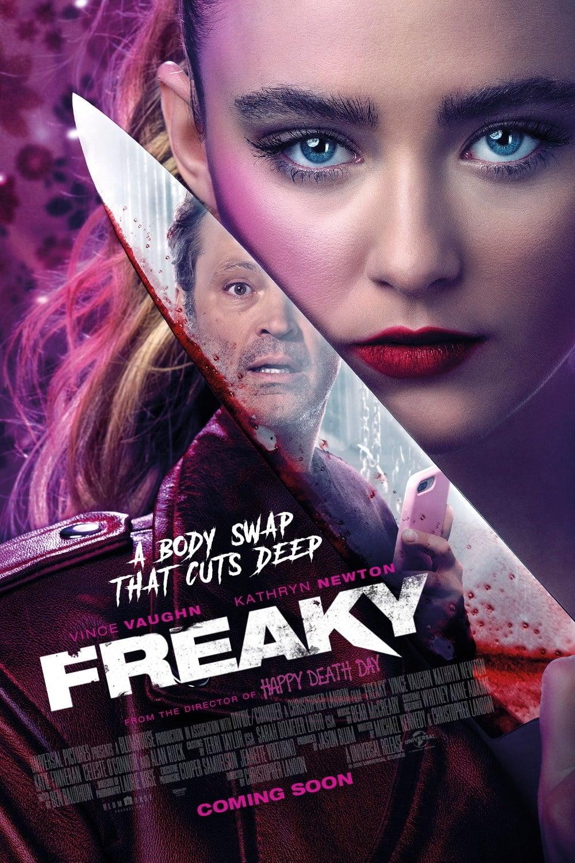 Freaky: Este cuerpo está para matar