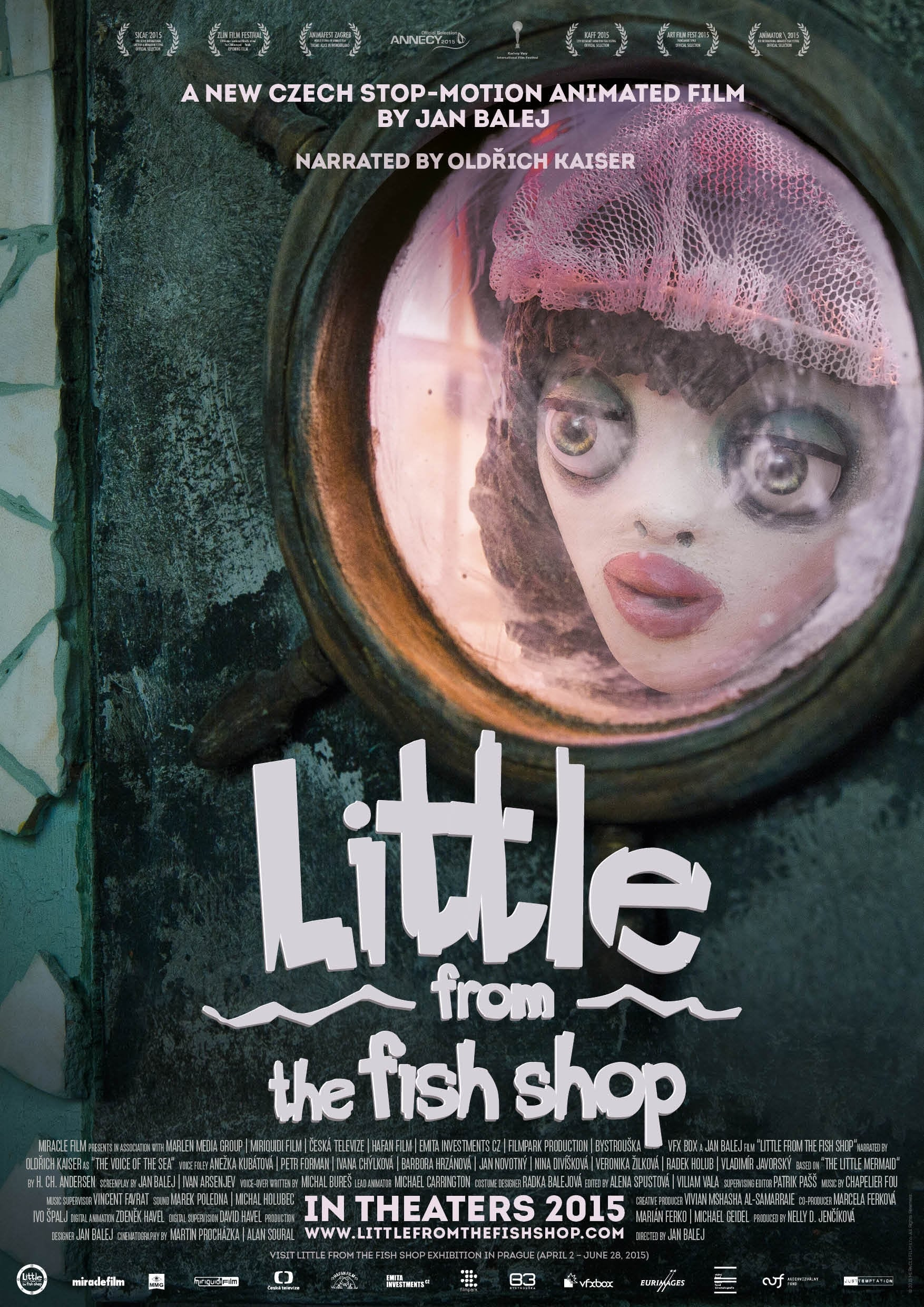 Little from the Fish Shop (2015)