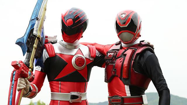 Super Sentai Season 41 :Episode 18  Emergency Deployment! Space Heroes!