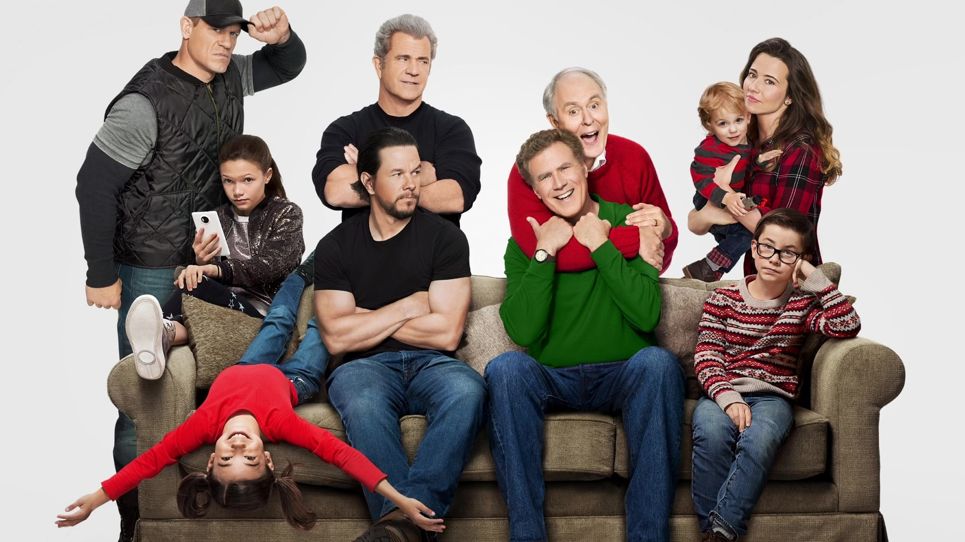 Daddy's Home 2 Trailer