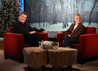 The Ellen DeGeneres Show Season 9 :Episode 62  Day #6 of 12 Days of Giveaways - Pierce Brosnan, Bethenny Frankel