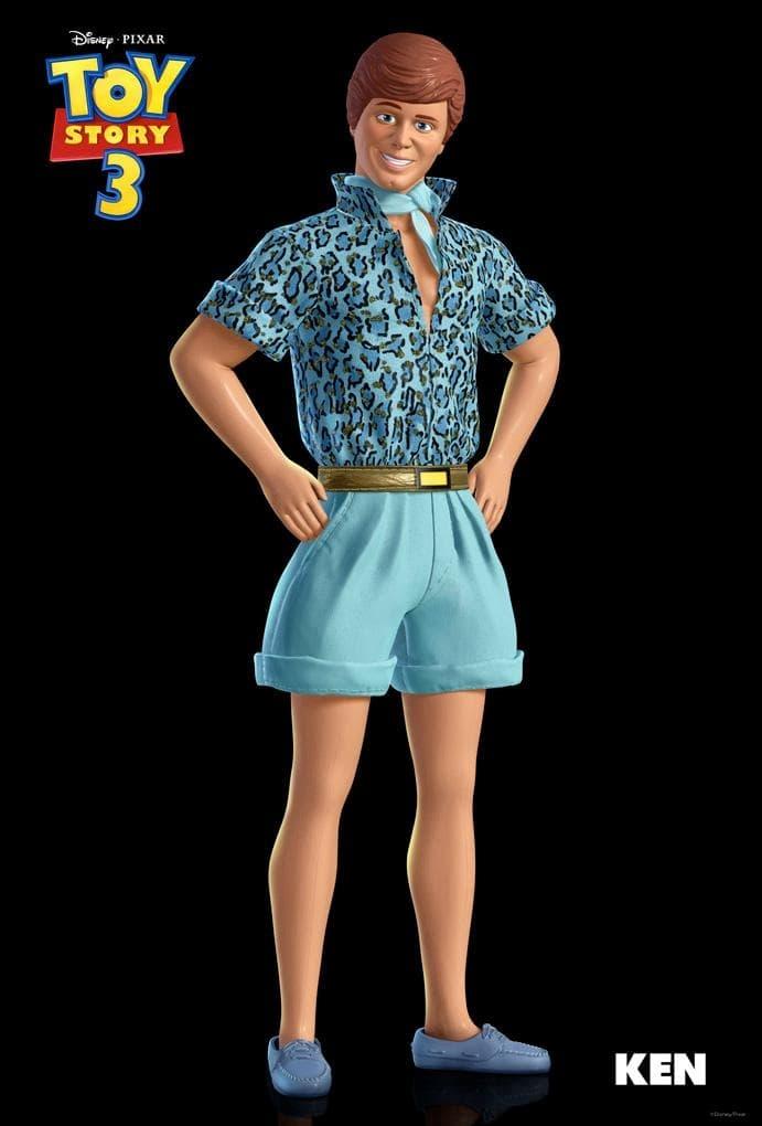 Toy Story 3: Na Moda com Ken! (2010)