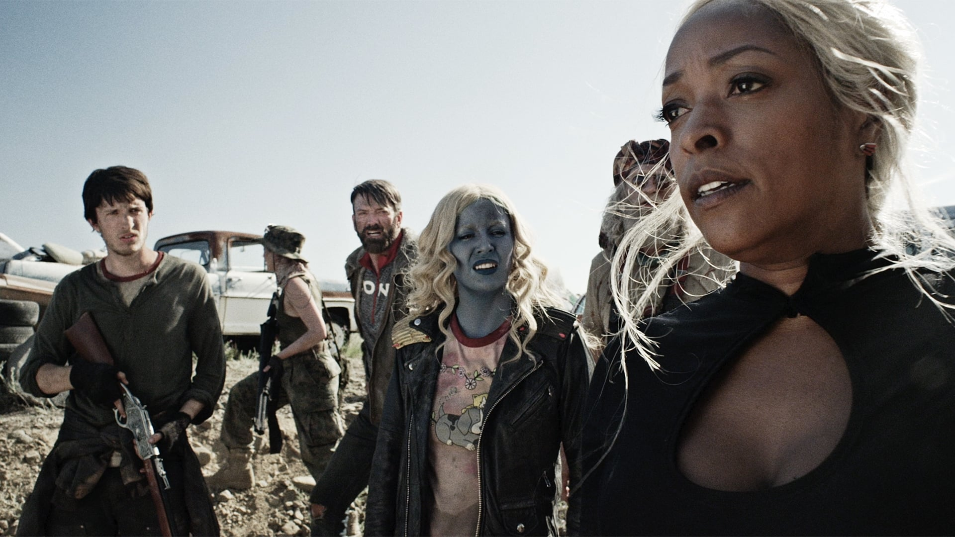 Z Nation Season 4 :Episode 4  A New Mission: Keep Moving