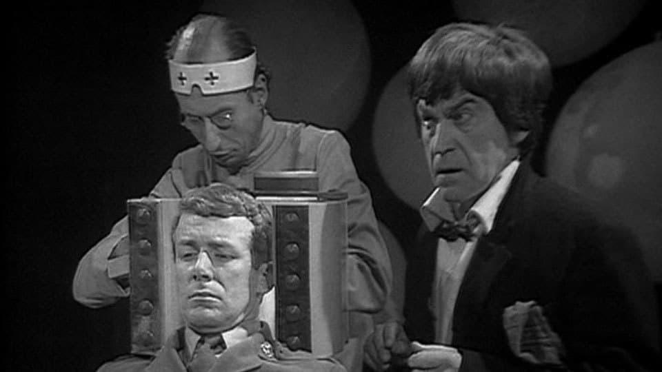 Doctor Who Season 6 :Episode 39  The War Games, Episode Five