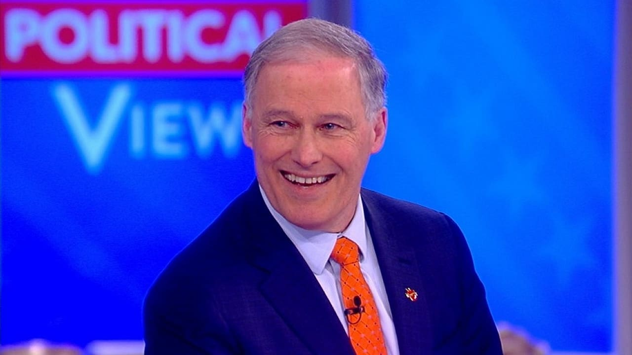 The View Season 22 :Episode 113  Bari Weiss and Jay Inslee