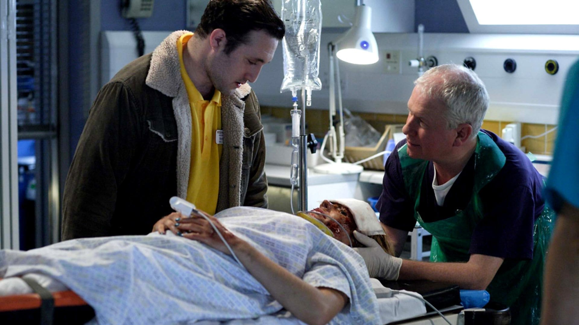 Casualty Season 24 :Episode 12  Second Chance