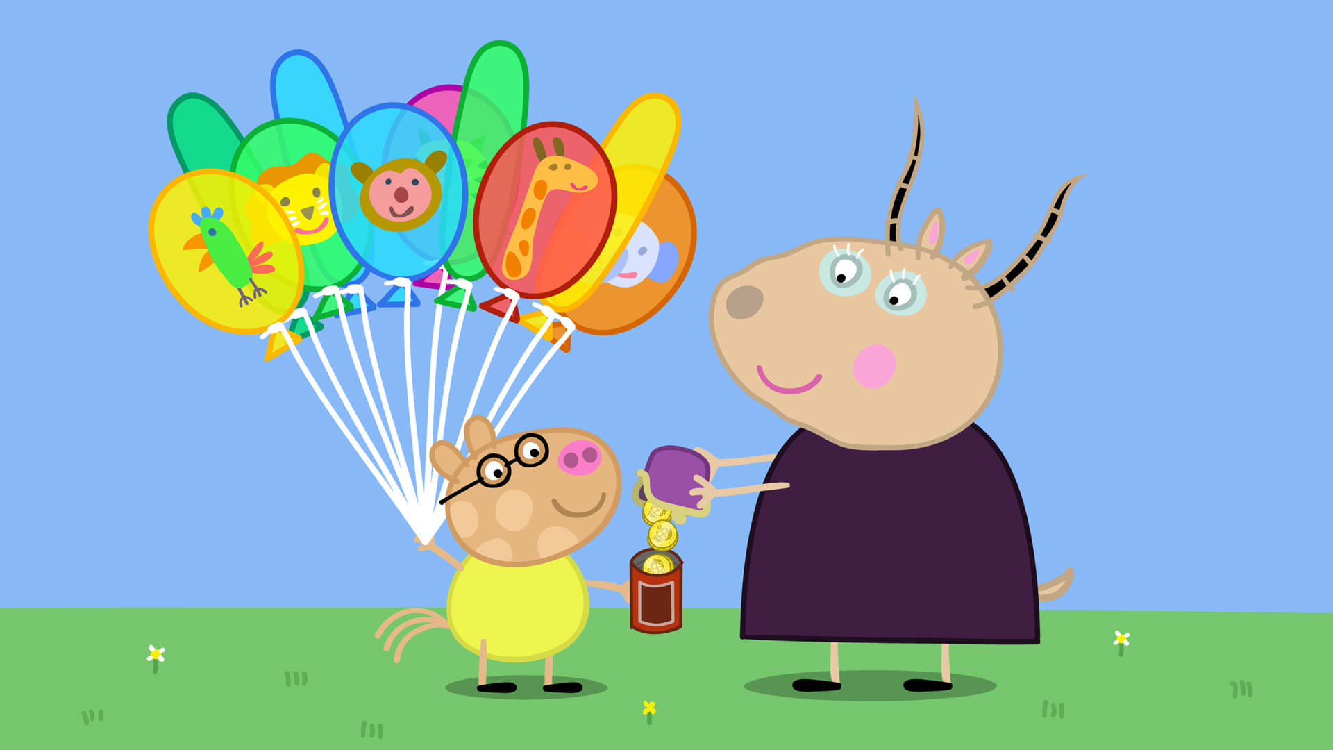 Peppa Pig Season 4 :Episode 30  Children's Fete