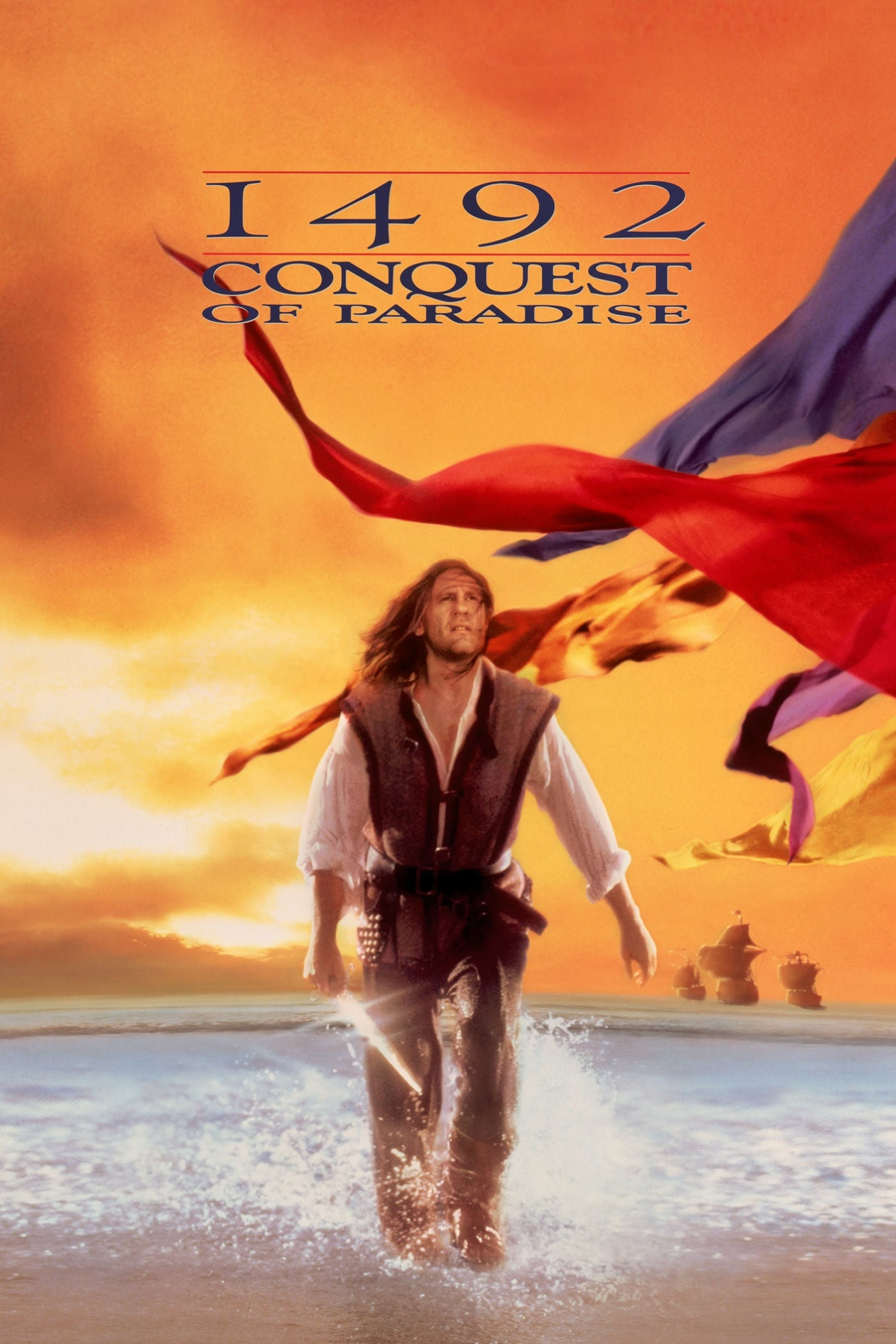 conquest of paradise film