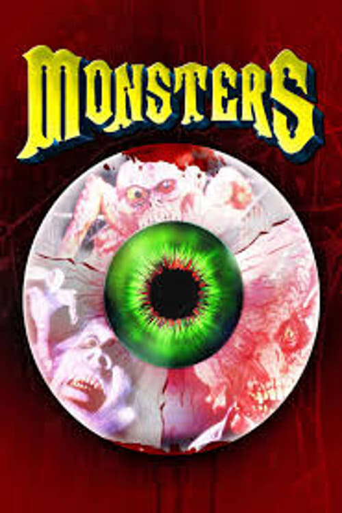 Monsters TV Shows About Horror Anthology