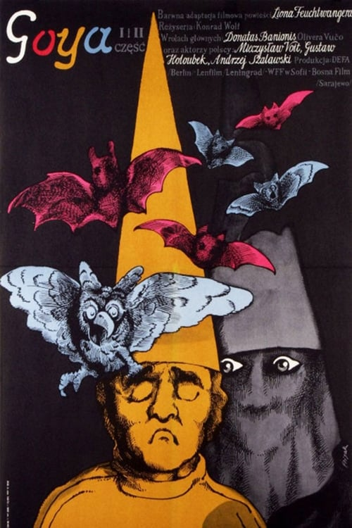 Goya: Or the Hard Way to Enlightenment (1971)