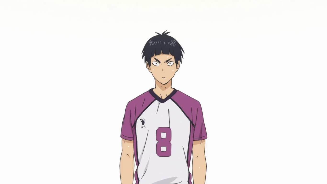 Haikyu!! Season 3 :Episode 5  Individual vs. Numbers