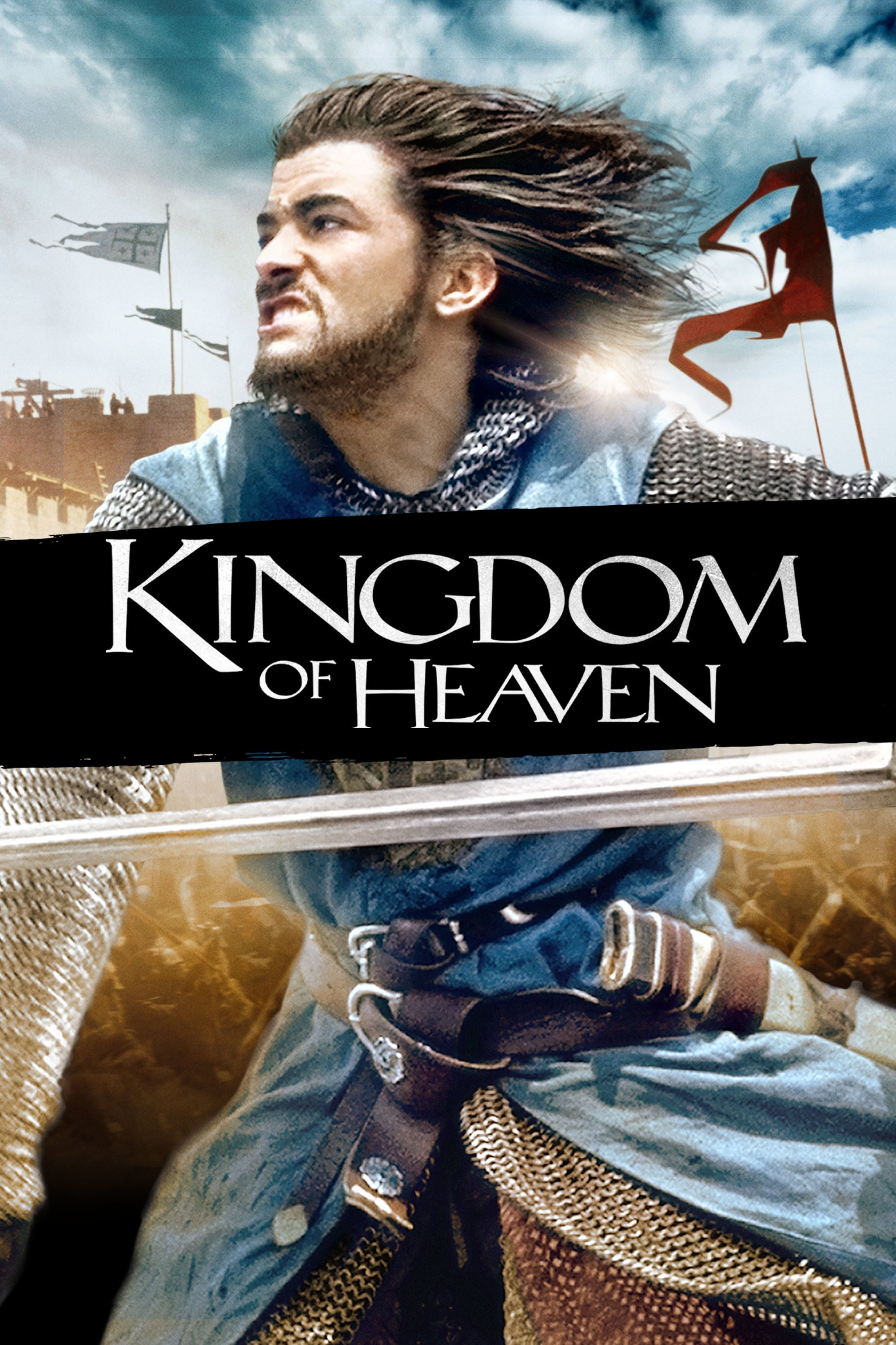 Kingdom of Heaven (2005) - Posters — The Movie Database (TMDb)