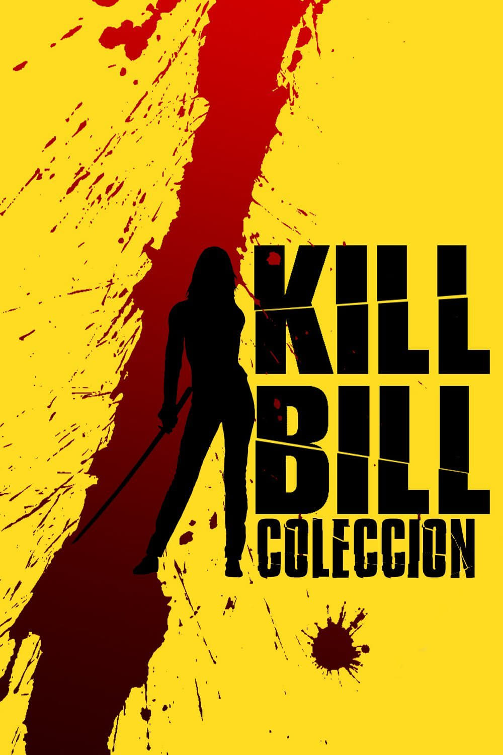 Póster Kill Bill - La Colecci�n