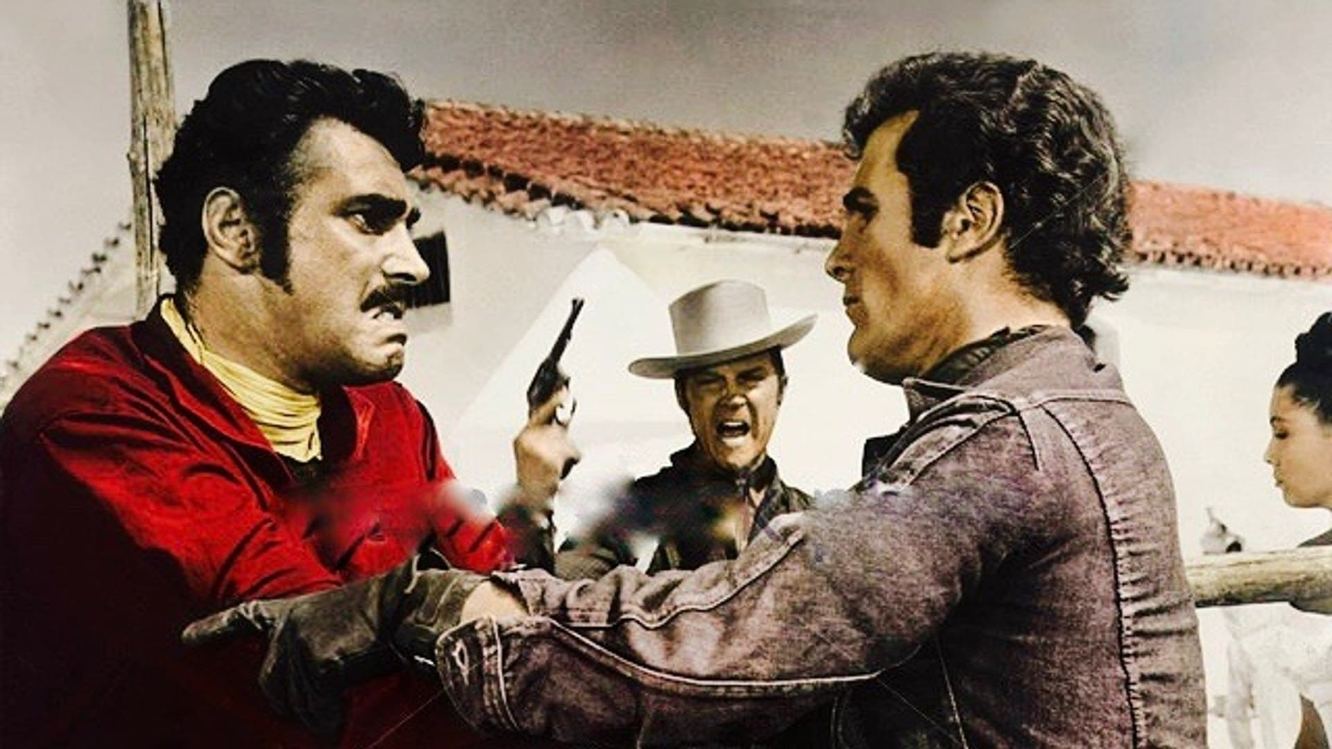 Gunfighters of Casa Grande (1964)