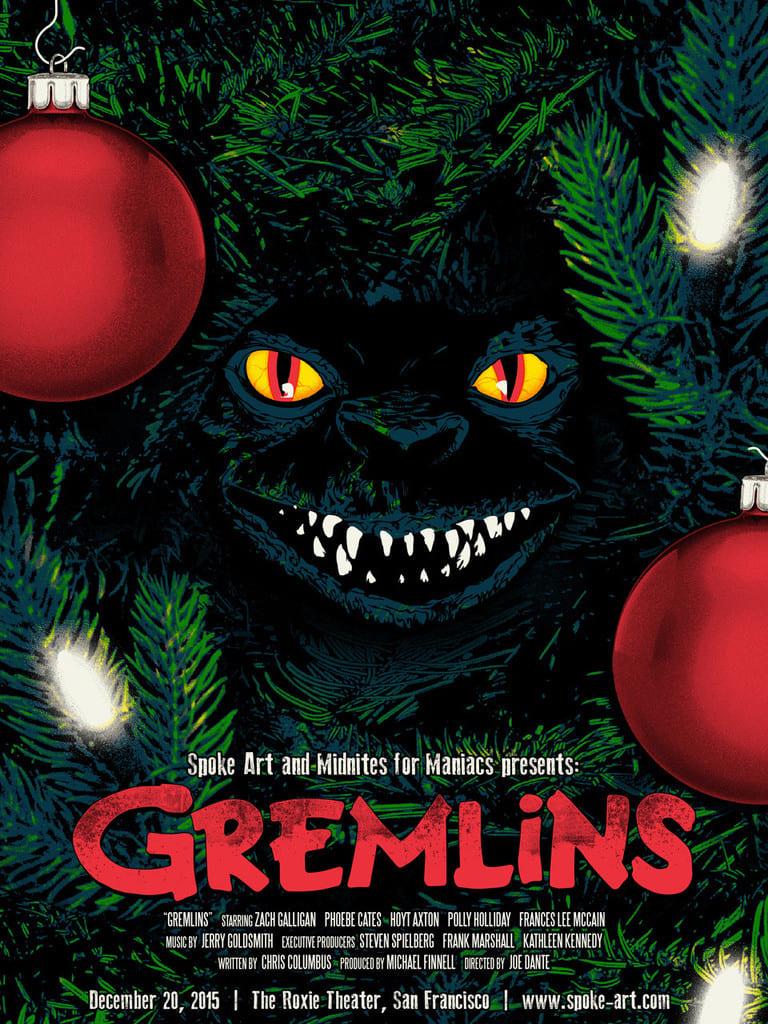 Gremlins (1984) - Posters — The Movie Database (TMDb)