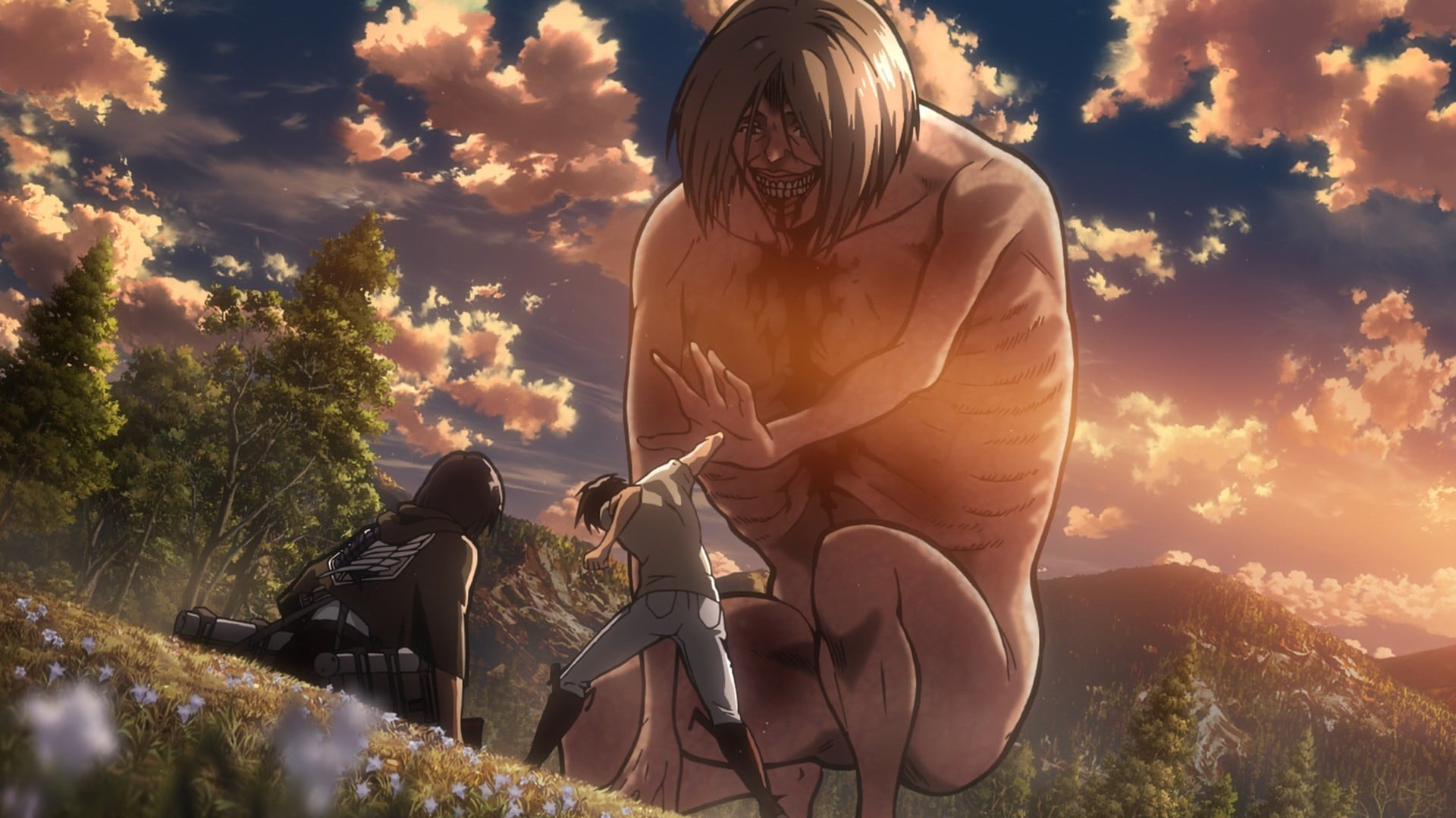 Attack on Titan Season 2 :Episode 12  [37] Scream