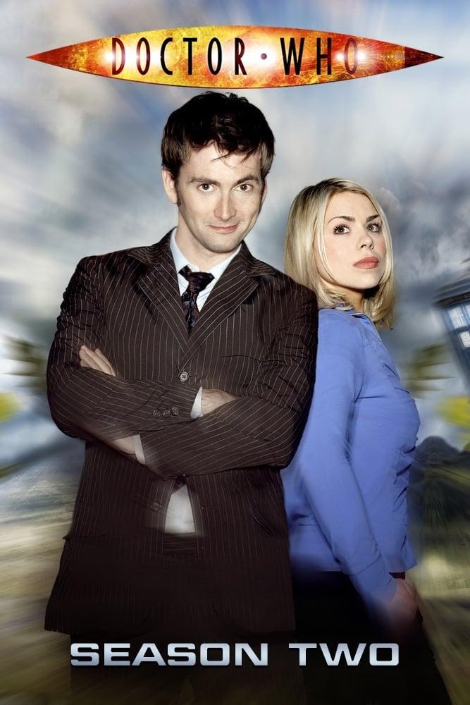 Doctor Who (TV Series 2006) Season 2